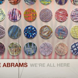 "Elyce Abrams: Detail of ""We're All Here"""