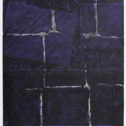Emily Brett Lukens: Untitled Purple