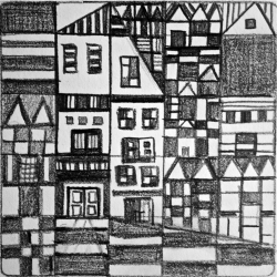 Dora Ficher: Little Houses