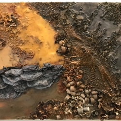 Carla J Fisher: Encaustic