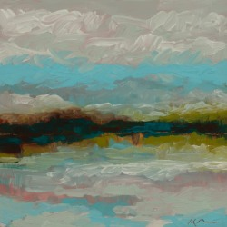 Kirby Fredendall: Spring Shoreline