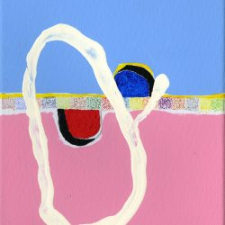 Libby Saylor: Pink and Blue