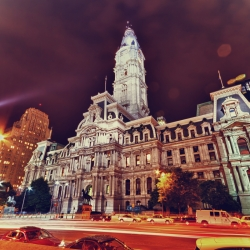 Daniel Gafanhoto: City Hall Lights