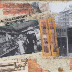 Gail Morrison-Hall: My Granfather's Grocery Store
