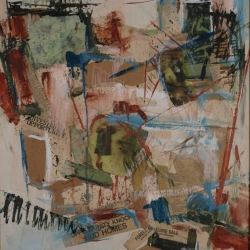 Gail Morrison-Hall: Urban Renewal I