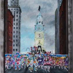 W. Paul Galiczynski: Urban New Years Celebration