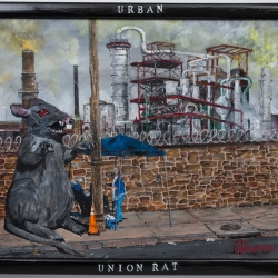 W. Paul Galiczynski: Urban Union Rat