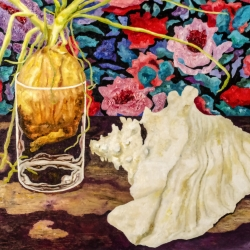 Gary Grissom: Onion in a Glass, Shell