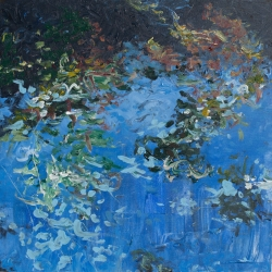 Gerry Tuten: Blue Pond