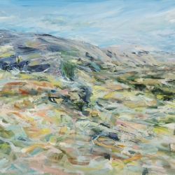 Fran Lightman Gibson: Rocks and Desert