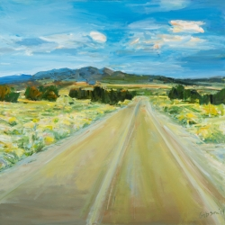 Fran Lightman Gibson: Take Any Road – New Mexico