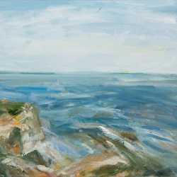 Fran Lightman Gibson: Torrey Pines IV