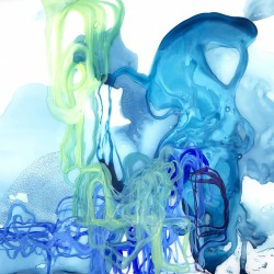 Lorraine Glessner: Blue and Green