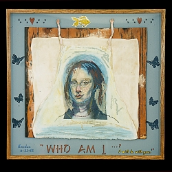 Helen Mirkil: Who am I?...I will be with you
