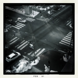 Jeffrey E. Holder: from the Morning Traffic series
