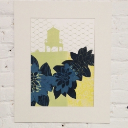 Lisa Imperiale: Water Tower Collage