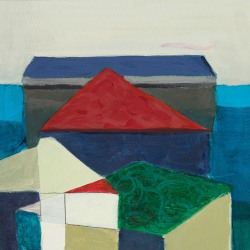 Patricia Ingersoll: Red Triangle