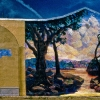 Patricia Ingersoll: A Tribute to Maxfield Parrish Mural