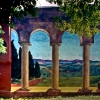 Patricia Ingersoll: The Tuscany Mural