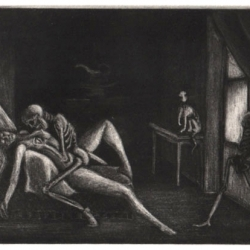 J.A. Panetta: Eros/Thanatos: After Balthus