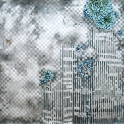 June Julian: Downtown Lichen