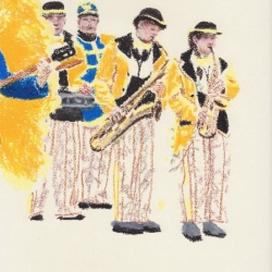 Kathleen Vaccaro: Yellow Band