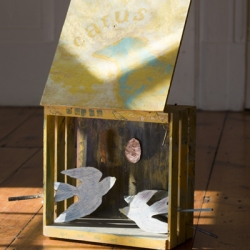Rebecca Kelly: Icarus Puppet Theater