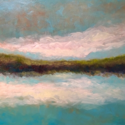 Kirby Fredendall: Spring Sunset