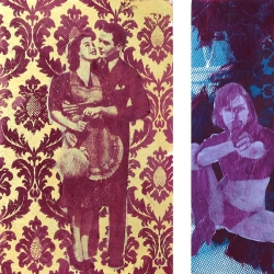 Wendee Yudis: Artificial Selection, diptych
