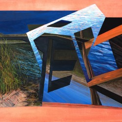 Brooke Lanier: Implausible Shoreline with Useless Deck