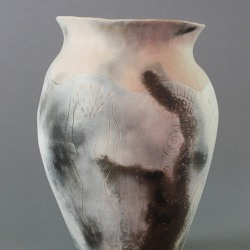 Laura Demme: Scrafitto Vessel