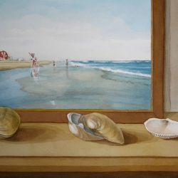 Lauren J. Sweeney: Seashells by the Jersey Shore