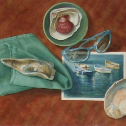 Lauren J. Sweeney: Summer Collection of Mollusks and Memories