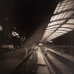 Laurie Beck Peterson: Hammersmith and City Line