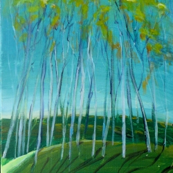 Susan Leshnoff: Tree Tops