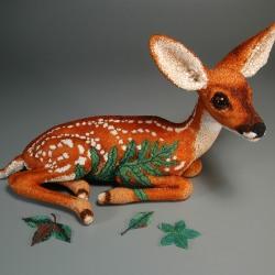 Leslie Grigsby: Hide (Fawn)