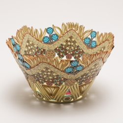 Emily Squires Levine: Large Yellow Bowl
