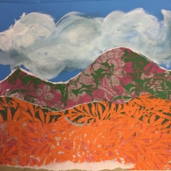 Linda Dubin Garfield: Mountain Grandeur 1