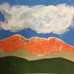 Linda Dubin Garfield: Mountain Grandeur 2