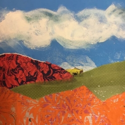 Linda Dubin Garfield: Mountain Grandeur 3