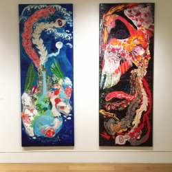 Enzhao Liu: Pair of Phoenix