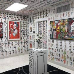 Liz Goldberg: Cuban Queens Room