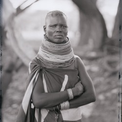 Lonnie Graham: Turkana Woman