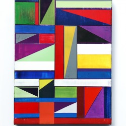 Louis Mario Gribaudo: Rectangles & Triangles 1