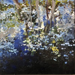 Gerry Tuten: Trees Reflect