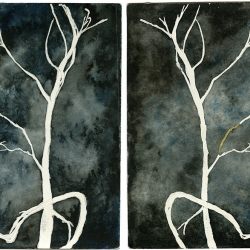 Andrea Lyons: Branches Arched