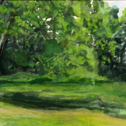 Andrea Lyons: Chester County Landscape