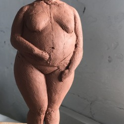 Madison Mayhew: Life Size Maquette