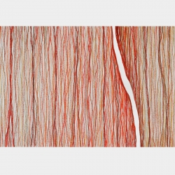 Mallary Johnson: 6-untitled-red-lines-1