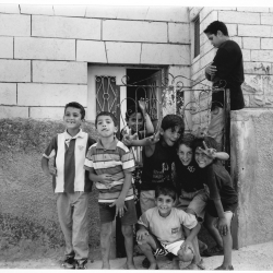 Michael Marks: Children, West Bank